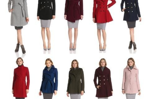 Womens Fall Coats