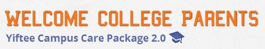 Yiftee College Campus Care Package