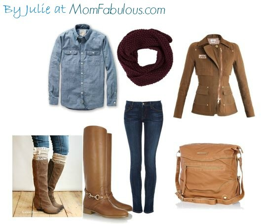 cute outfit ideas with riding boots 02