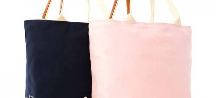 Dooney and Bourke Pink Ribbon Tote