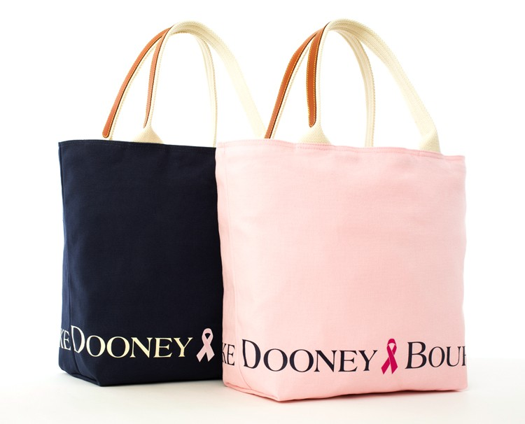 Breast Cancer Awareness Month: The Dooney & Bourke Pink Ribbon Tote