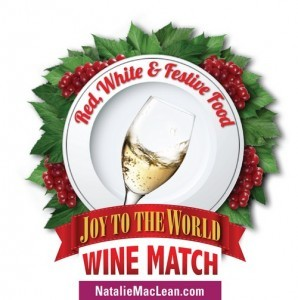 Joy to the World Wine Match