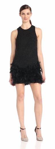 Parker Women's Allegra Feather Dress