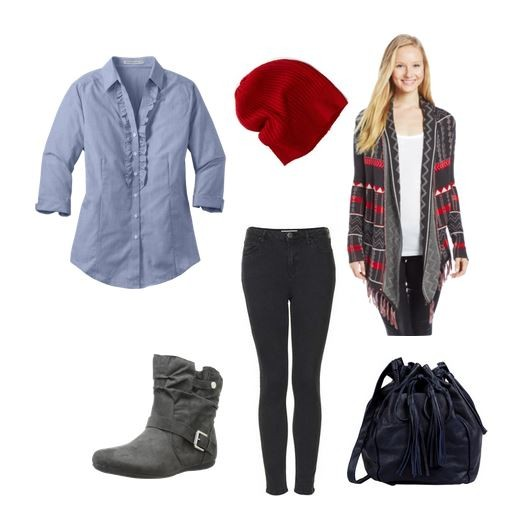 Cute Outfit Ideas of the Week, Edition #18 – Featuring Cardigans