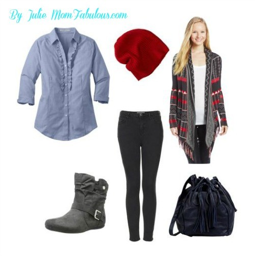 Cute Outfit Ideas with cardigans