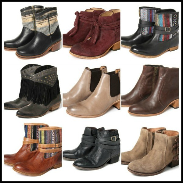 H by Hudson Booties