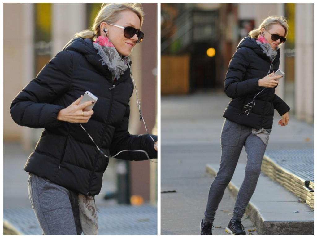 Naomi Watts in Leigh and Luca New York Scarves 01