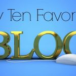 Ten Things Tuesday: My Ten Favorite Blogs