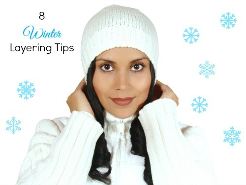 Weather the Forecast May Bring with These '8 Winter Layering Tips