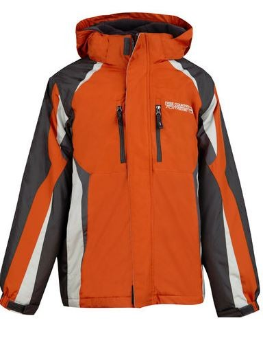 Free Country LITTLE BOYS' WEDGE 3-IN-1 SYSTEMS JACKET