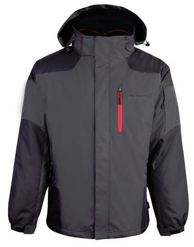 Free Country MEN'S CROSS TRAIL 3-IN-1 SYSTEMS JACKET