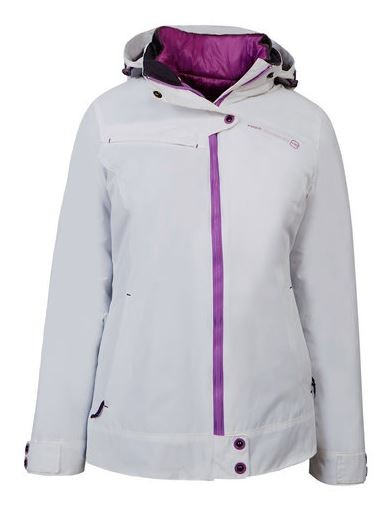 Free Country WOMEN'S SPIRE 3-IN-1 SYSTEMS JACKET