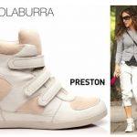 Get SJP's NYC Look with Koolaburra's Preston Sneaker Wedge