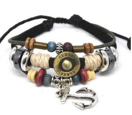 Vintage Nautical Bracelet