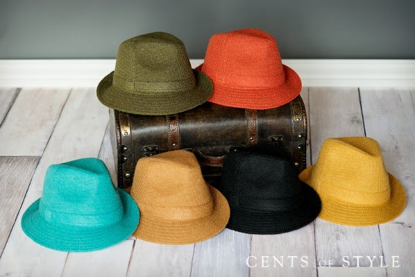 Cents of Style Fashion Friday Hats 06