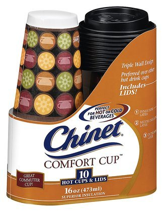 Chinet Comfort Cups