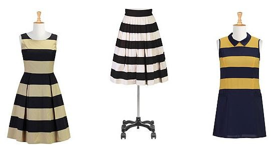 Colorblocking Stripes
