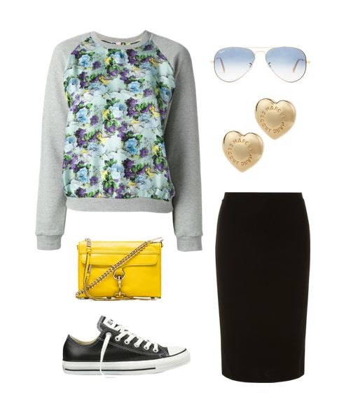 Cute Outfit Ideas Floral 02