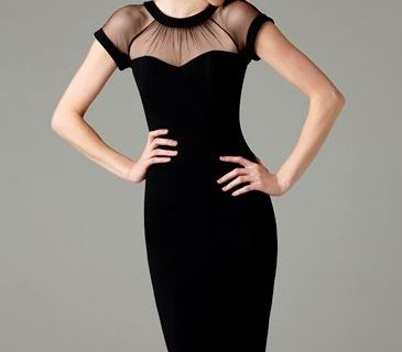 Maggy London The Illusion Dress 02