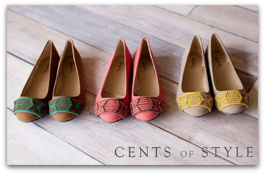 Cents of Style Shoe Sale 01