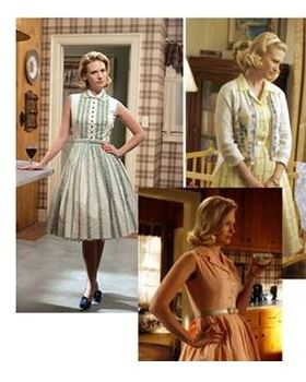 Betty Draper Wear