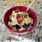 Easy Chicken Recipe: Mexican Chicken Rice Bowl