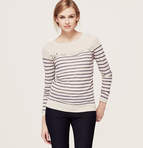 No Accessories Needed: New Top Arrivals from LOFT