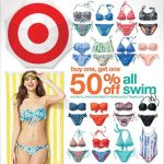 Target Swimwear: Buy One, Get One 50% Off Plus Free Shipping When You Spend $50