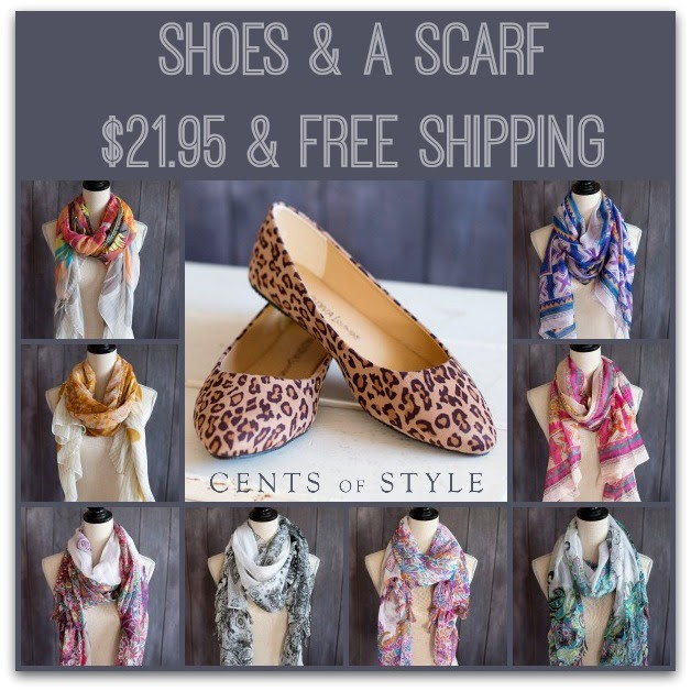shoes and scarf cents of style sale 01