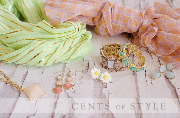 Cents of Style PEACHY 01