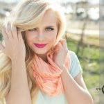 Cents of Style: Fashion Friday Mint & Peach Scarves And Jewelry 50% Off with Free Shipping