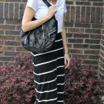 Mixing Prints with a Pair of Chic Sandals
