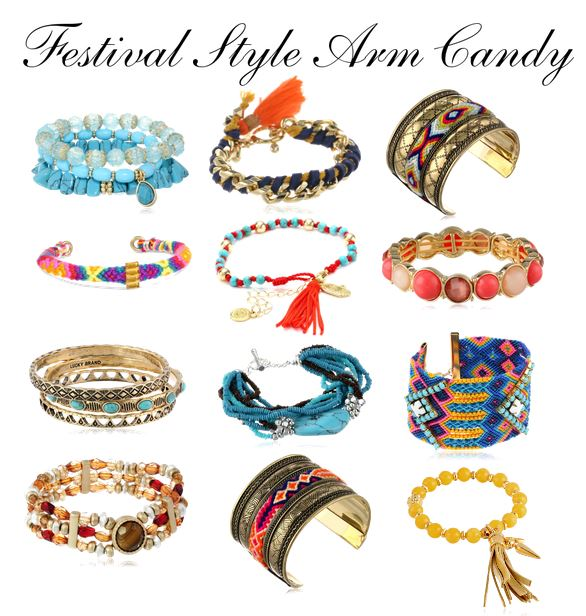 Festival Style Arm Candy