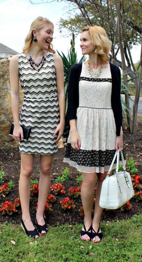 Hannah and Julie Easter Dresses 01