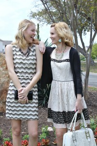 Easter Dresses: The Mother & Daughter Edition
