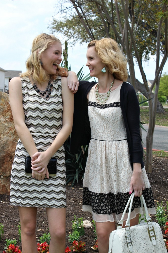 Hannah and Julie Easter Dresses 12