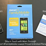 Stay in Touch with Mom Through Walmart Family Mobile's Lowest Priced Unlimited Plans #FamilyMobile #CollectiveBias