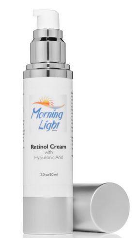Morning Light Beauty Retinol Cream