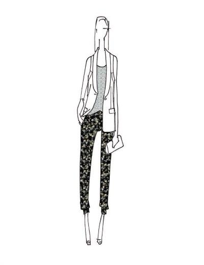 Peter Som for Kohls Sketches 02