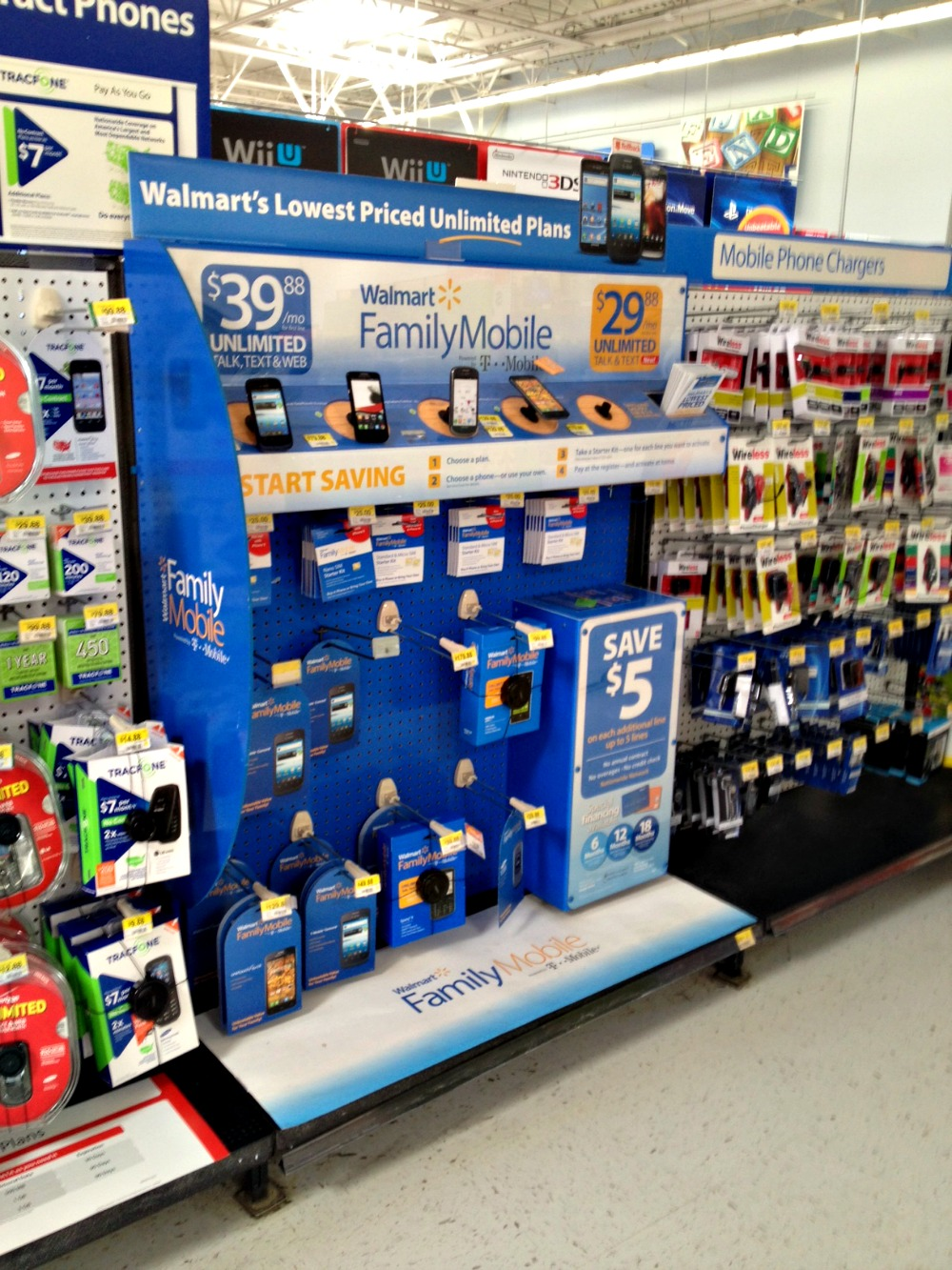 Lowest Priced Unlimited Plans, #shop, Walmart Best Plans