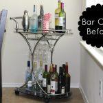 Tidying Up the Bar Cart