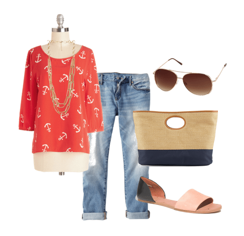 Cute Outfit Ideas for Memorial Day 01