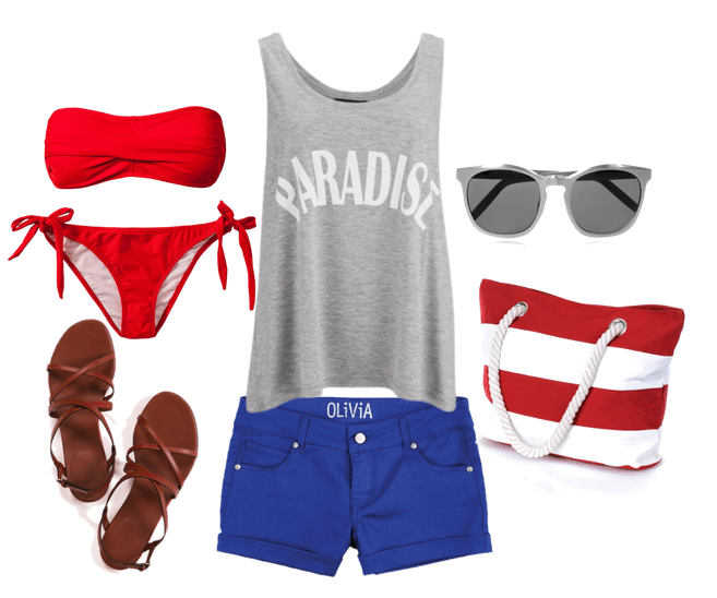 Cute Outfit Ideas for Memorial Day 02