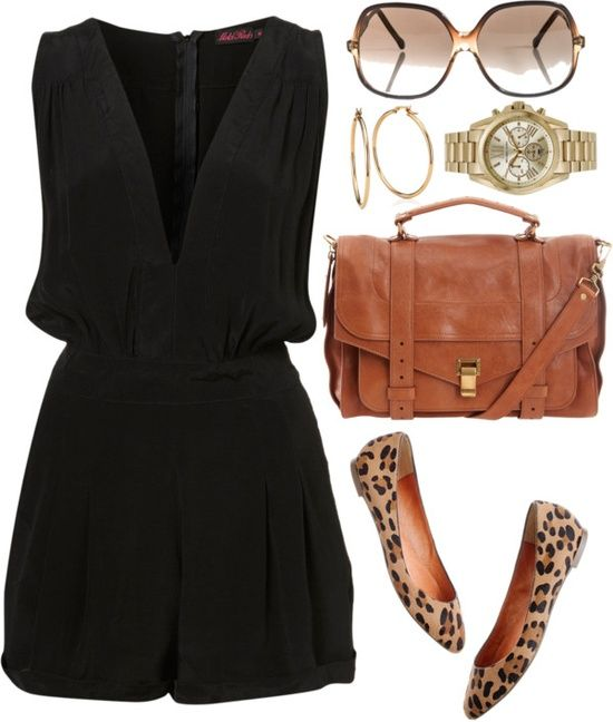 Cute Outfit Ideas of the Week #32 - The Romper | Mom Fabulous