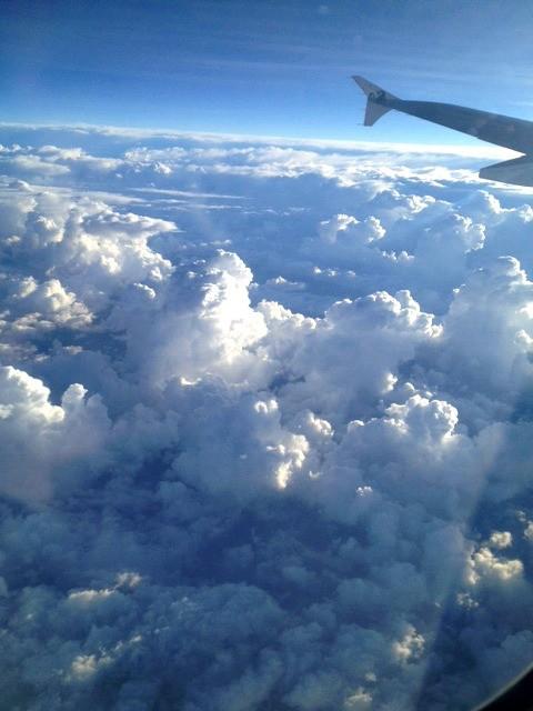Denver from the sky