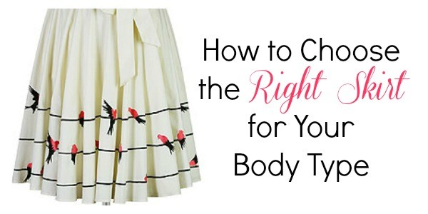 How to Choose the Right Skirt for Your Body Type, eshakti, eshakti skirts, summer skirts, pencil skirts, knee length skirt, how to choose a skirt