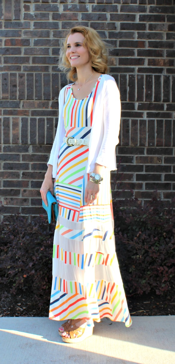 How to wear a maxi dress 04