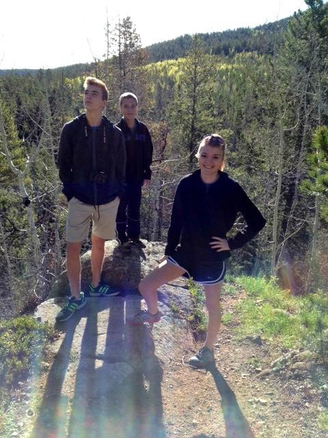 Maxwell Falls Trail Hike 05