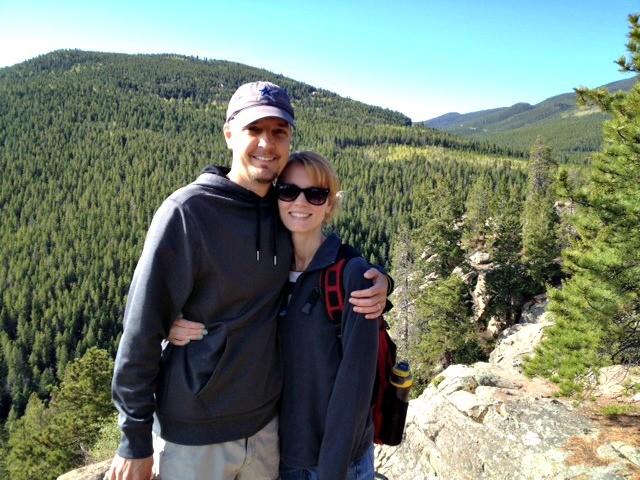 Maxwell Falls Trail Hike 07