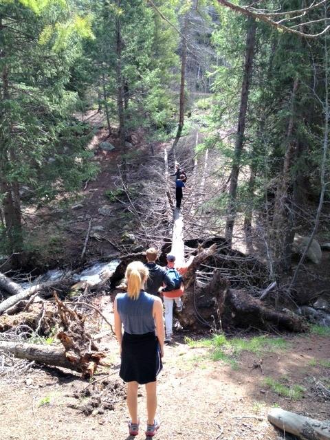 Maxwell Falls Trail Hike 08